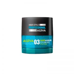 *Buy 6 get 6 Free *Agiva Hair & Hair #03 Styling Gel Extra Strong 200ml