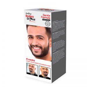 Godefroy Barbers Choice Beard and Mustache Color Medium to Light Brown