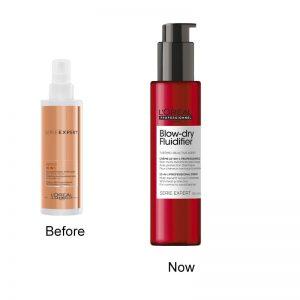 L'Oreal Serie Expert Repair (10 in 1 Hair Spray) Blow-dry Fluidifier