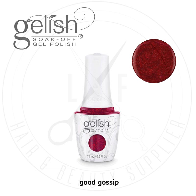Gelish Caution 15ML - LF Hair and Beauty Supplies
