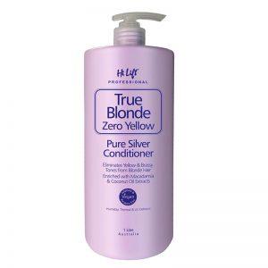 Hi Lift True Blonde Pure Silver Conditioner 1L