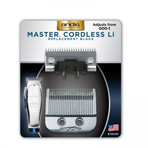 Andis Master Cordless Replacement Blade Carbon Steel Size 000-1