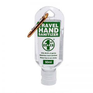 Travel Hand Sanitizer 1st Care 50ml