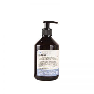 Insight Blonde Eliminates Yellow Shampoo 400ml