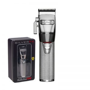 Babyliss PRO SilverFX Metal Lithium Clipper – FX870S