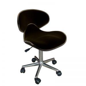 Styling Chair Black High Gas CH-851C