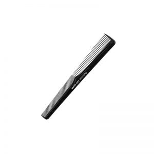Professional Celcon 406 Barbers Comb - 20cm Black